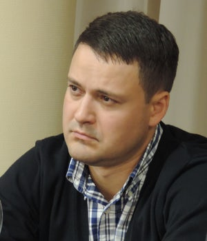 Mykhailo Cherenkov