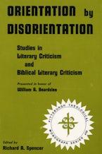 Orientation by Disorientation