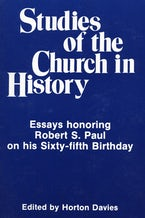 Studies of the Church in History