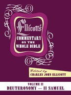 Ellicott's Commentary on the Whole Bible Volume II
