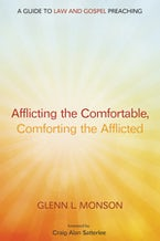 Afflicting the Comfortable, Comforting the Afflicted
