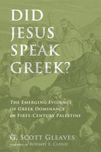 Did Jesus Speak Greek?
