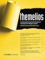Themelios, Volume 39, Issue 3