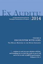 Ex Auditu - Volume 30