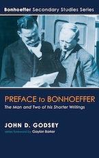 Preface to Bonhoeffer