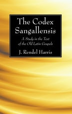The Codex Sangallensis