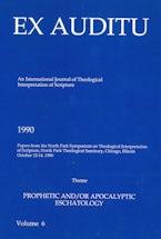 Ex Auditu - Volume 06