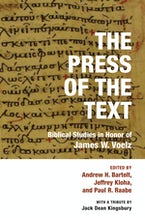 The Press of the Text