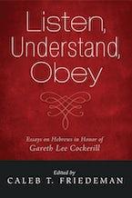 Listen, Understand, Obey