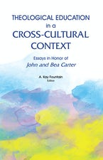 Theological Education in a Cross-Cultural Context