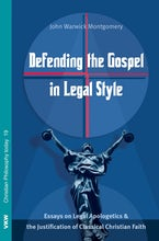 Defending the Gospel in Legal Style