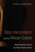 Bible Interpretation and the African Culture