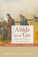 Abide and Go