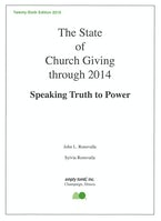 The State of Church Giving through 2014