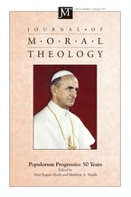 Journal of Moral Theology, Volume 6, Number 1