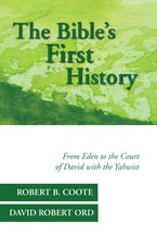 The Bible's First History