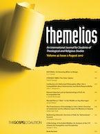 Themelios, Volume 42, Issue 2