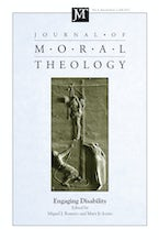Journal of Moral Theology, Volume 6, Special Issue 2