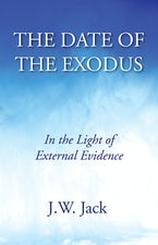 The Date of the Exodus