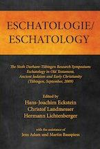 Eschatologie Eschatology