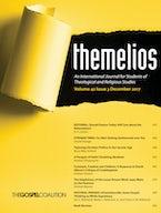 Themelios, Volume 42, Issue 3