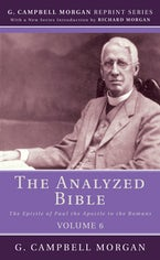 The Analyzed Bible, Volume 6