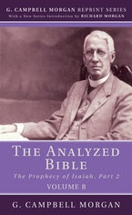 The Analyzed Bible, Volume 8