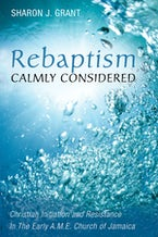 Rebaptism Calmly Considered