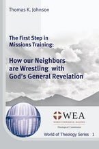 The First Step in Missions Training