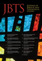 Journal of Biblical and Theological Studies, Issue 3.1