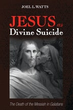 Jesus as Divine Suicide