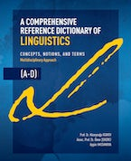 A Comprehensive Reference Dictionary of Linguistics, A-D