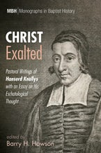Christ Exalted