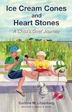 Ice Cream Cones and Heart Stones