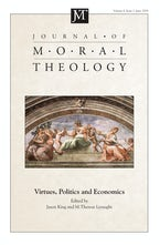 Journal of Moral Theology, Volume 8, Issue 2