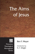 The Aims of Jesus