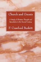 Church and Gnosis