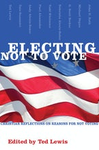 Electing Not to Vote