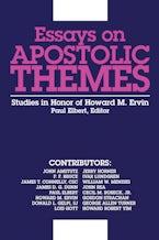 Essays on Apostolic Themes