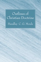 Outlines of Christian Doctrine