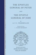 The Epistles General of Peter with the Epistle of Jude