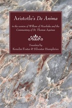 Aristotle's De Anima