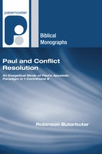 Paul and Conflict Resolution
