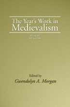 The Year's Work in Medievalism, 2005 and 2006