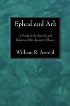 Ephod and Ark