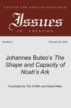 Johannes Buteo's The Shape and Capacity of Noah's Ark