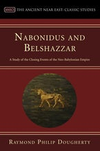 Nabonidus and Belshazzar