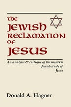 The Jewish Reclamation of Jesus