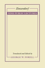 Nine Public Lectures on Important Subjects in Religion