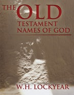 The Old Testament Names of God